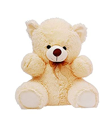 203b49832 Buy INDMART 5 Feet Butter Cream Teddy Bear Big Full Size Huggable 5 ft Soft  toy Online at Low Prices in India - Amazon.in