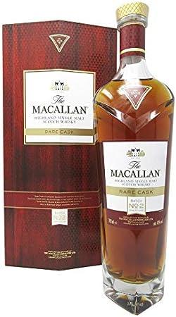 Macallan - Rare Cask Batch No. 2-2018 Release - Whisky