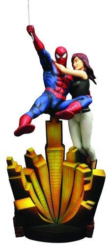 Kotobukiya - Marvel Fine Art statuette Spider-Man & Mary Jane 25 cm ()