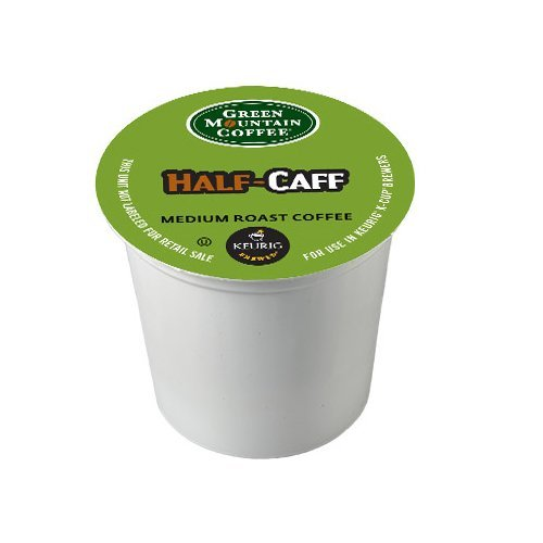 Green Mountain Coffee K Cup For Keurig K Cup Brewers Half
