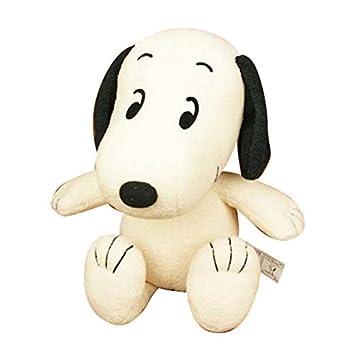 Cacahuete cacahuetes Vintage 70s Snoopy S tamano de juguete de peluche sentado de 16 cm de