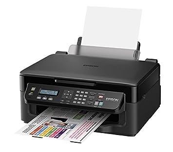 Epson Workforce WF-2510 Inyección de Tinta 5760 x 1440 dpi ...
