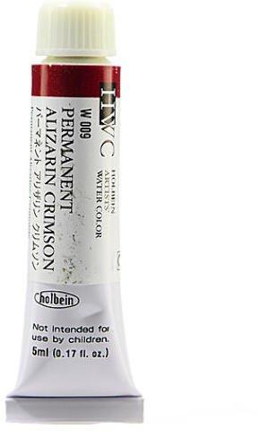 Holbeinアーティスト水彩( Permanent Alizarin Crimson1個SKU # 1829600 MA B015TB9QV8