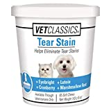 Garmon Corp Tear Stain for Dogs Cats (65 Soft Chews)
