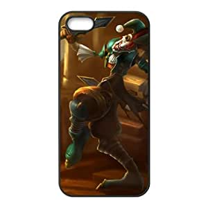 iPhone 4 4s Cell Phone Case Black League of Legends Workshop Shaco LWY3597847KSL