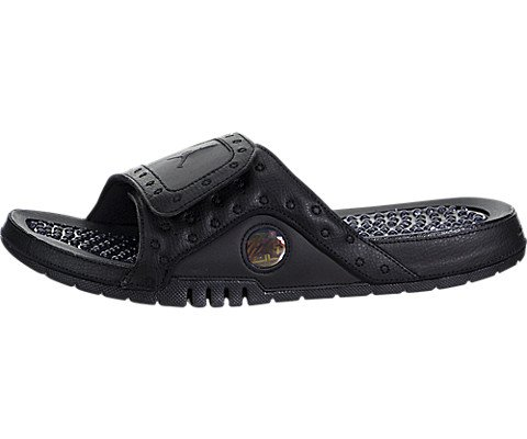 Jordan Nike Men's Hydro XIII Retro Sandal (10 D(M) US, Black/Anthracite) by Jordan