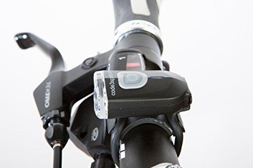 C3Sports 879001 Police Bike Light Wig-Wag Flash Mini Pursuit