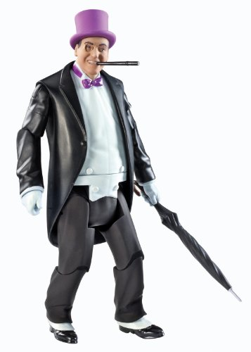 Penguin Batman (Batman Classic TV Series The Penguin Collector Action Figure)