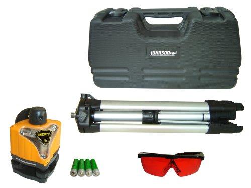 Johnson Level & Tool 40-0918 Rotary Man Laser -