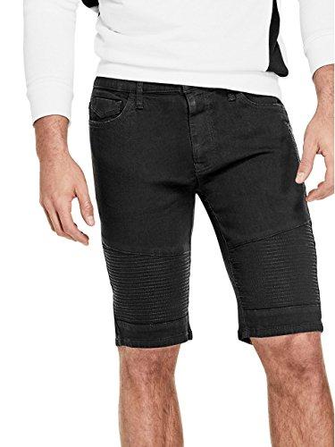 Guess Jean Shorts (G by GUESS Men's Galore Moto Denim Shorts)
