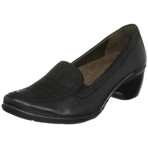 Kvinners Hush Valper Majestetiske Loafers Sorte 6,5 W