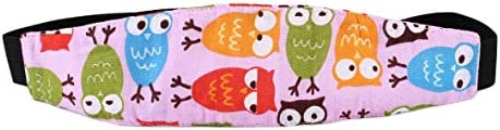 Tivollyff ユニークなデザイン自動車車のシートヘッドレストキッズ子供屋外短期旅行睡眠ヘッドサポートパッド枕