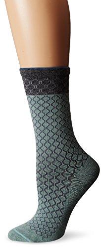 Sockwell Women's Meta Soothe Socks, Celadon, Medium/Large