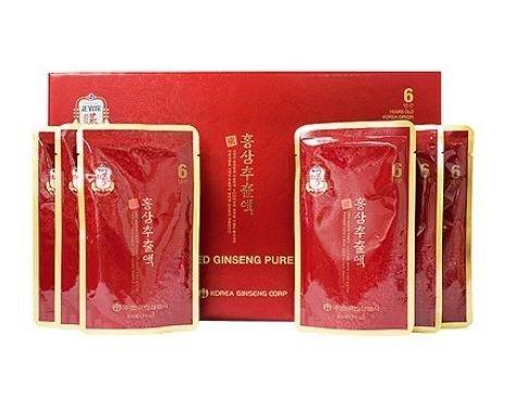Cheong Kwanjang By Korea Ginseng Corporation Korean Red Ginseng Pure Extracts 90mlX30bags