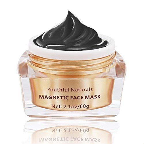 Skin Impurity Mask (Magnetic Face Mask Mineral-Rich Magnet Mask with Magnet Pore Cleansing Removes Skin Impurities 1.7 oz)