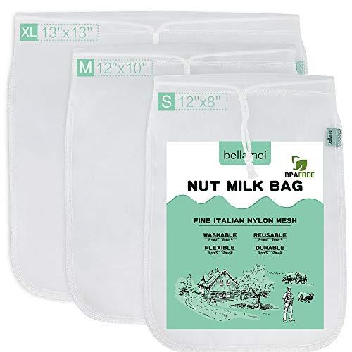 Bellamei Nut Milk Bag