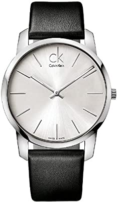 Calvin Klein Mens City Watch - K2G211C6