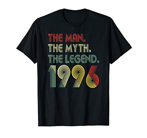 The Myth The Legend 1996 23rd Birthday Gifts 23 years old