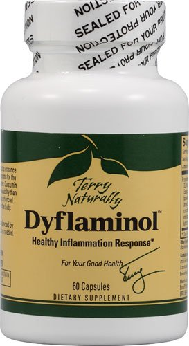 Terry Naturally DyflaminolT -- 60 Capsules - 3PC