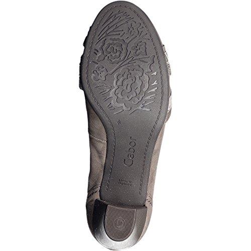 Vestir Para Zapatos De Piel Mujer Gabor x4p0Tq7wSW
