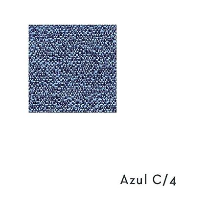 Cubre Sillón Relax Modelo ARIZONA, Color AZUL C/4, Medida 55cm respaldo