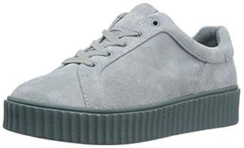 The Fix Women's Tanner Creeper Fashion Sneaker, Bluebird Grey, 6 B US