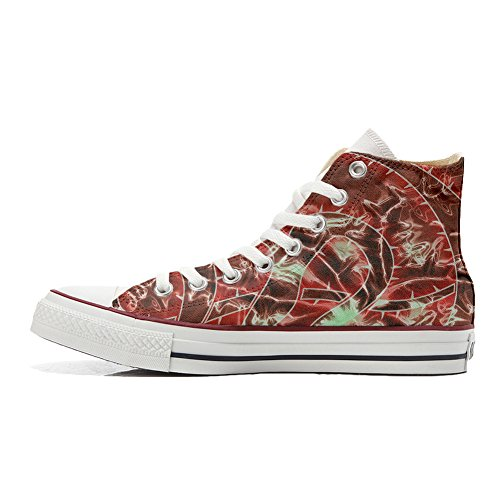 Converse All Star Chaussures Coutume (produit artisanal) Fantasy sdPq5