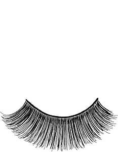 Kryolan 9370 STAGE synthetic eyelashes, 3 variations (B1, B4, B6) (B4)