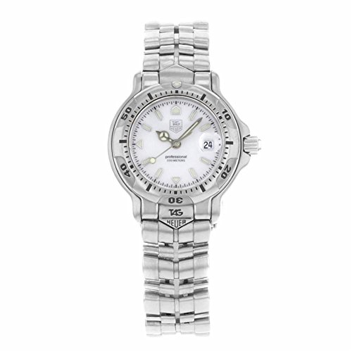 Tag Heuer 6000 analog-quartz womens Watch WH1311.BA0677 (Certified Pre-owned)
