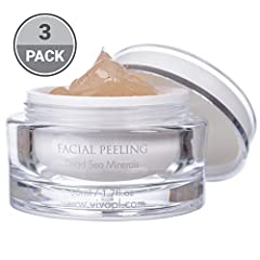 Beautiful skin comes easy with the Vivo Per Lei Facial Exfoliating Gel. This face peel gently exfoliates dry skin to give you skin free of blackheads. These wide-ranging minerals probe through your tired skin and relieve it of dead ski...