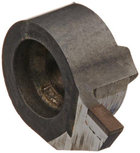 Sandvik Coromant MB-07G100-00-11R CoroCut MB CBN Grooving Insert, CB7015 Grade, TiN Coating, 1 Cutting Edge, Right Hand Orientation, 0.039'' Cutting Width, 0'' Corner Radius, 07 Insert Seat Size (Pack of 5) by Sandvik Coromant