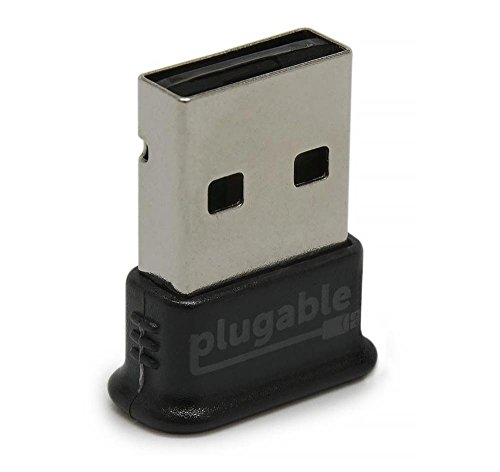 Audioengine A5+ Wireless Speakers (Pair) with Plugable USB 2.0 Bluetooth Adapter (Black) by Audioengine (Image #4)