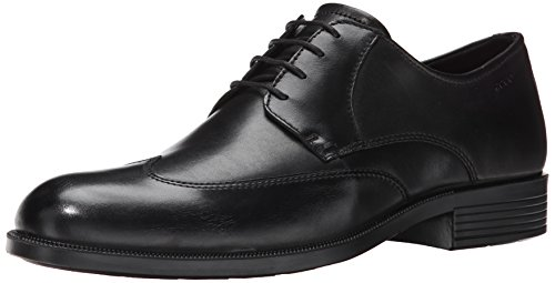 ECCO Mens Harold Tie Oxford Black 5soRv