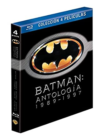 Pack Batman Clásico [Blu-ray]: Amazon.es: Michael Keaton, Arnold ...