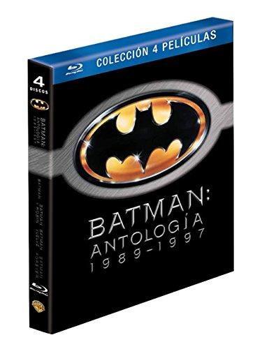 Pack Batman Clásico [Blu-ray]: Amazon.es: Michael Keaton, Arnold ...