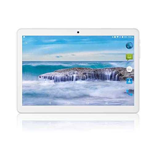 Tablet 10 inch Android 8.1 Go,3G Unlocked Phablet with Dual sim Card Slots and Cameras,Tablet PC with WiFi,Bluetooth,GPS