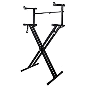 best portable multiple guitar stand rack for acoustic electric classic guitar. Black Bedroom Furniture Sets. Home Design Ideas