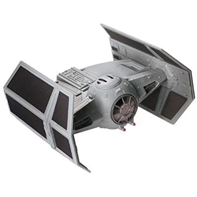 Revell Darth Vader's Tie Fighter Plastic Spacecraft Model Building Kit: Toys & Games