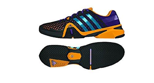 Adidas Men s Adipower Barricade 8+ Shanghai Tennis Shoe-Black Solar  Gold Solar Blue Rich Purple (12.5) - Buy Online in Oman.  873c11e9b