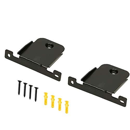 ECLINK Soundbar Wall Brackets for LG SH4 SJ4R SJ4 SK4D SJ5B SH8 SJ8S SH5 HS7 SJ6 LAS455H NB5540/S54A1-D NB4540/S44A1-D NB4542DEUSLLF LAS551H S55A1-D LASC55 with Screws (Soportes Para Pared)