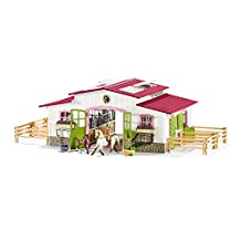 Schleich North America Horse Club Riding Center with Accessories