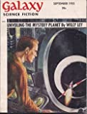 img - for GALAXY Science Fiction: September, Sept. 1955 (