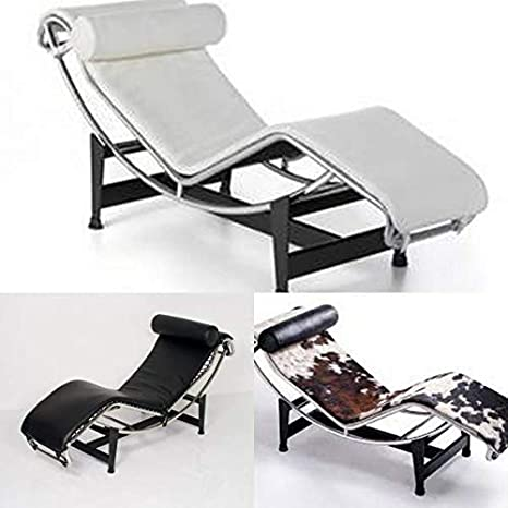 Europe Best Price Furniture LC4 - Poltrona Simil Le Corbusier Chaise ...