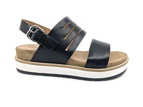 Papaya Janet Sport Ner0 Nero Mainapps Sandalo 41806 SqwtgU
