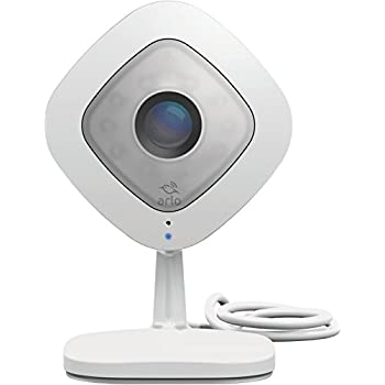 Arlo Q by NETGEAR –  1080p HD Security Camera | 2-way audio | Indoor only | No base station required (VMC3040)