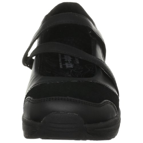 Nero Skechers Hyperactive Ballerine XW Shape 24866 ups donna xwtqrw610p