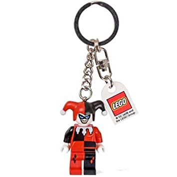 LEGO Super Heroes DC Universe - Llavero con figura de Harley ...
