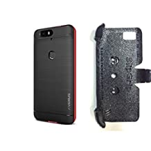 SlipGrip PRO Mounts Holder For Huawei Nexus 6P Using Verus High Pro Shield Bumper Case