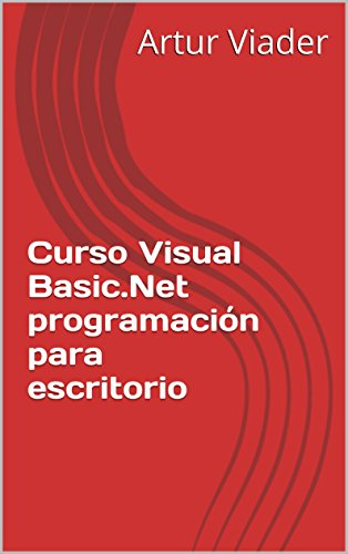 Amazon.com: Curso Visual Basic.Net programación para ...
