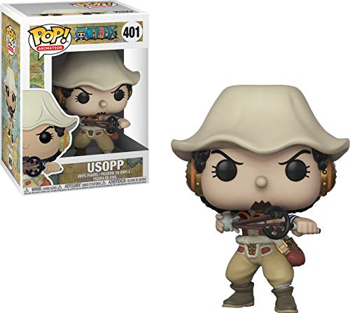 Pop! One Piece - Figura de Vinilo Usopp